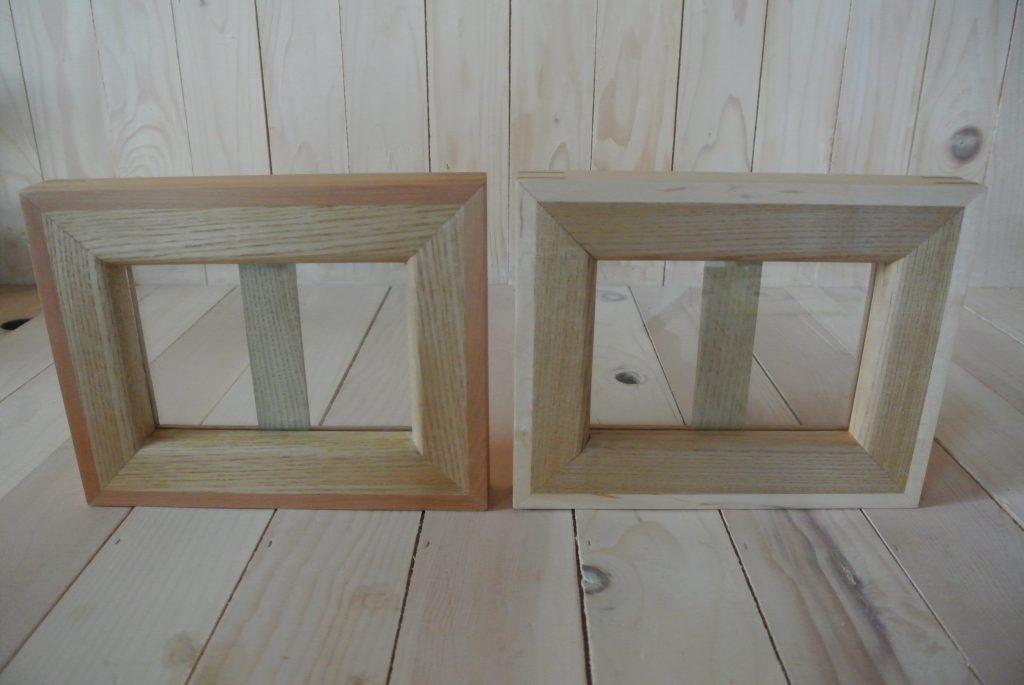 小西木材のフォトフレーム